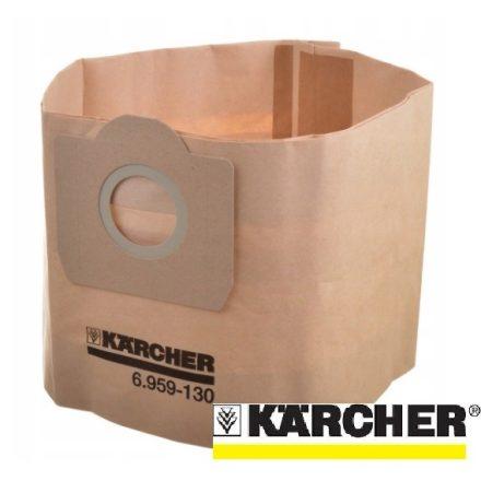 Kärcher papírporzsák nagyméretű (eredeti) KARCHER SE 4001 WD3 MV3 porszívókhoz