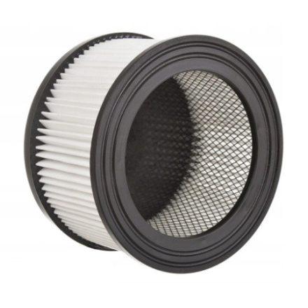 Szűrő mosható, kandallótisztítóhoz / hamuporszívóhoz Vorel, Kaminer, Kerch, Powermat 16 cm