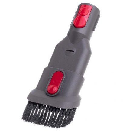 Kefés porszívófej, szétnyithatós Dyson V7 V8 V10 V11 porszívókhoz