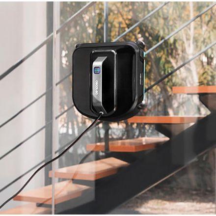 Üvegtisztító Intelligens Robot Cecotec Conga WinDroid 970 Fekete