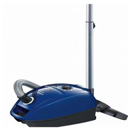 Porszívó BOSCH 222457 600W DualFiltration Kék