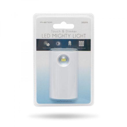 Érintőkapcsolós LED irányfény -elemes