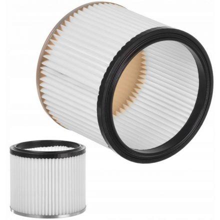 Einhell mosható szűrő / filter 1820S, 1930, 1250 nedves-száraz porszívókhoz