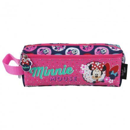 Egykamrás tolltaró Minnie egér mintával