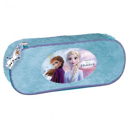 Plüss tolltartó Frozen Anna és Elza